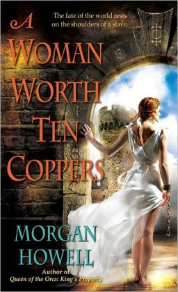 A Woman Worth Ten Coppers (Shadowed Path Series #1)