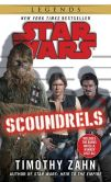 Book Cover Image. Title: Star Wars:  Scoundrels, Author: Timothy Zahn