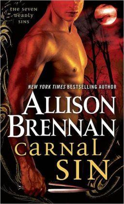 Carnal Sin (Seven Deadly Sins Series #2)