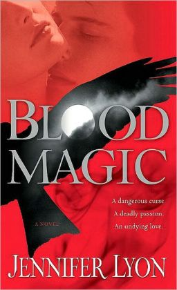 Blood Magic (Wing Slayer Hunter Series #1)
