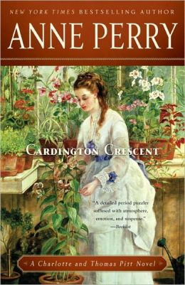 Cardington Crescent (Thomas and Charlotte Pitt Series #8)