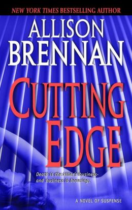 Cutting Edge (F.B.I. Trilogy Series #3)