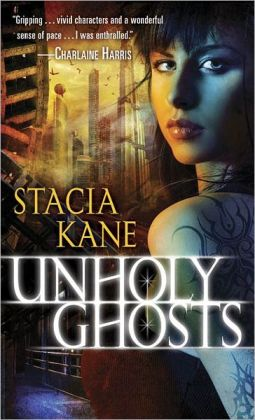Unholy Ghosts (Downside Ghosts Series #1)