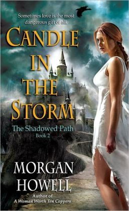 Candle in the Storm (Shadowed Path Series #2)