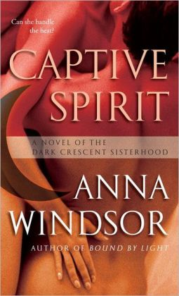 Captive Spirit of the Dark Crescent Sisterhood