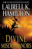Book Cover Image. Title: Divine Misdemeanors (Meredith Gentry Series #8), Author: Laurell K. Hamilton