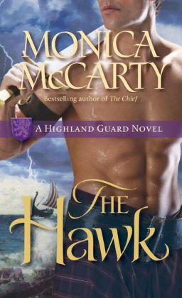 The Hawk (Highland Guard Series #2)