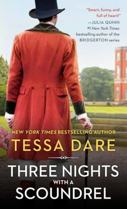 Three Nights with a Scoundrel (Stud Club Trilogy #3)
