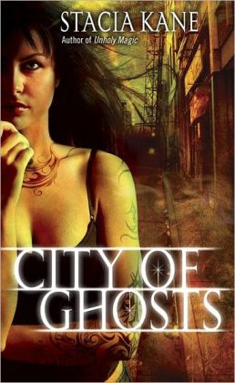City of Ghosts (Downside Ghosts Series #3)