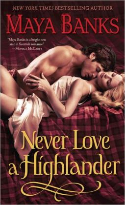Never Love a Highlander (McCabe Trilogy #3)