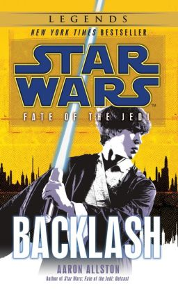 Star Wars Fate of the Jedi #4: Backlash