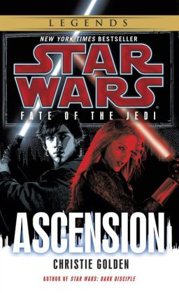 Star Wars Fate of the Jedi #8: Ascension