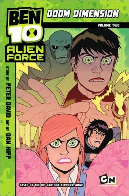 Ben 10 Alien Force - Doom Dimension, Volume 2