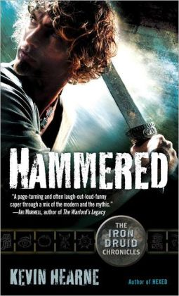 Hammered (Iron Druid Chronicles Series #3)