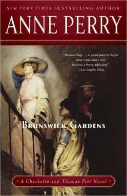 Brunswick Gardens (Thomas and Charlotte Pitt Series #18)