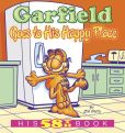 Book Cover Image. Title: Garfield Goes to His Happy Place:  His 58th Book, Author: Jim Davis