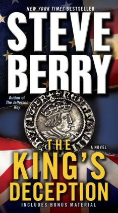 The King's Deception (Cotton Malone Series #8)