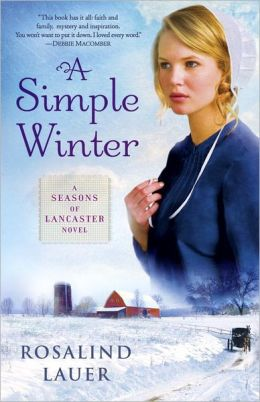 A Simple Winter (Seasons of Lancaster Series #1)