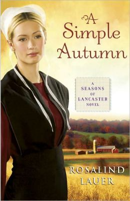 A Simple Autumn (Seasons of Lancaster Series #2)