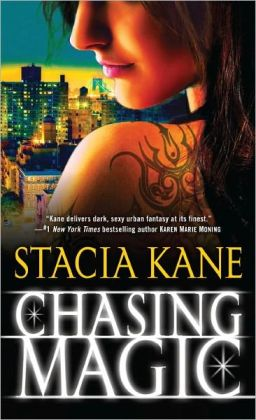 Chasing Magic (Downside Ghosts Series #5)