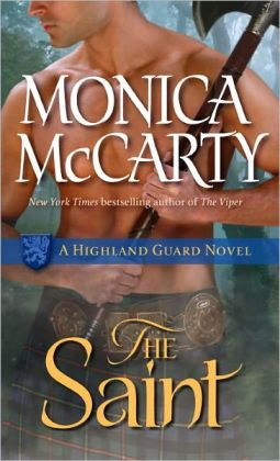 The Saint (Highland Guard Series #5)