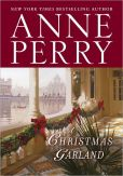 Book Cover Image. Title: A Christmas Garland, Author: Anne Perry