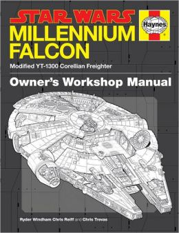 Star Wars: The Millennium Falcon Owner's Workshop Manual
