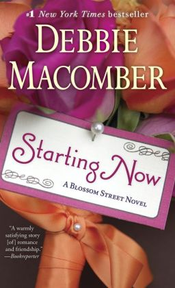 Starting Now (Blossom Street Series #10)