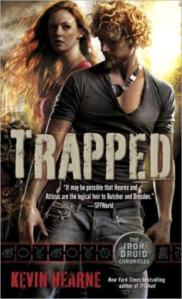 Trapped (The Iron Druid Chronicles, Book Five)