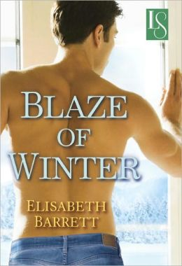 Blaze of Winter: A Loveswept Contemporary Romance