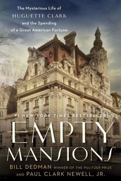 Empty Mansions Huguette Clark copper heiress
