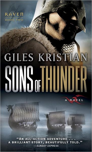 Sons of Thunder (Raven Trilogy #2)