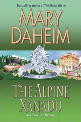 The Alpine Xanadu (Emma Lord Series #24)