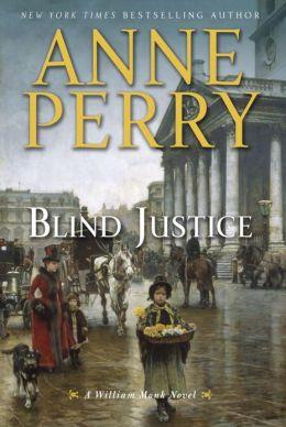 Blind Justice (William Monk Series #19)