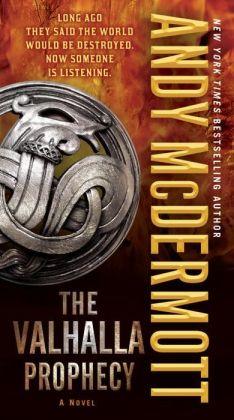 The Valhalla Prophecy (Nina Wilde/Eddie Chase Series #9)