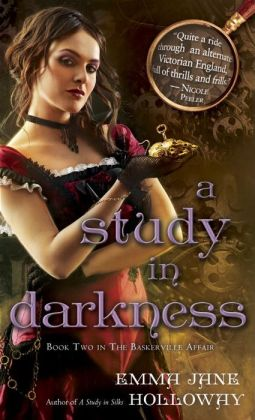 A Study in Darkness (Baskerville Affair Series #2)
