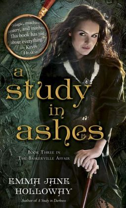 A Study in Ashes (Baskerville Affair Series #3)