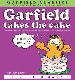 Garfield Takes the Cake