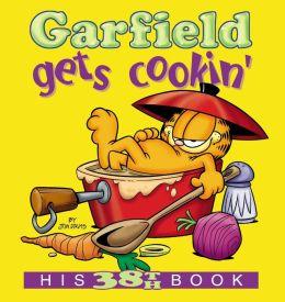 Garfield Gets Cookin'