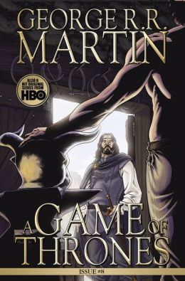 A Game of Thrones: Comic Book, Issue 8