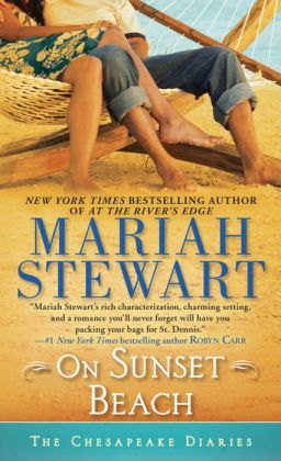 On Sunset Beach (Chesapeake Diaries Series #8)