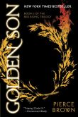 Book Cover Image. Title: Golden Son (Red Rising Series #2), Author: Pierce Brown
