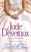Book Cover Image. Title: For All Time:  A Nantucket Brides Novel, Author: Jude Deveraux