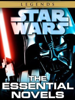 The Essential Novels: Star Wars 10-Book Bundle
