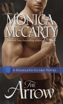 The Arrow (Highland Guard Series #9)