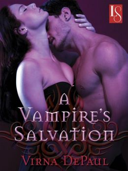 A Vampire's Salvation (Novella): A Loveswept Contemporary Erotic Romance