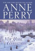 Book Cover Image. Title: A New York Christmas, Author: Anne Perry