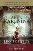 Book Cover Image. Title: Anna Karenina (Movie Tie-in Edition):  Official Tie-in Edition Including the screenplay by Tom Stoppard, Author: Leo Tolstoy