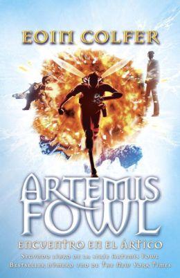 Encuentro en el artico: Artemis Fowl 2
