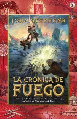 La cronica de fuego: Los libros del comienzo (2)